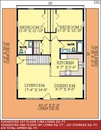 Weekend Cabin Floor Plans Country House Plan 49124 Nice Loft And Half Baths