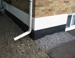Basement Foundation Repair Methods by The Most Effective Basement Wall Waterproofing Method Is Exterior