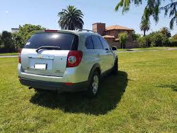 chevrolet captiva 2010 full t diesel 4x4 caja manual remato