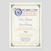 beauty and the beast wedding invitations beauty and the beast wedding invitation wording