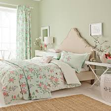v u0026a chinoiserie aqua floral bedding single