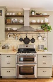 Cream Kitchen Cabinets by 25 Best Cream Shelving Ideas On Pinterest Living Room