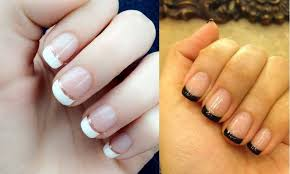 how to achieve flawless diy french tips 30 french manicure