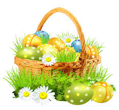 easter basket bunny easter basket bunny free png photo images and clipart