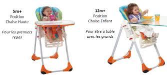 chaise haute à partir de quel age chicco chaise haute polly tweet 2 en 1 amazon fr bébés puériculture