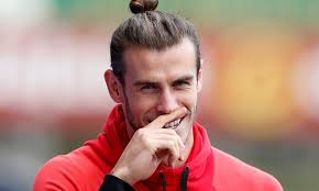 what is gareth bale hair called gareth bale is set to play with real madrid egypt today