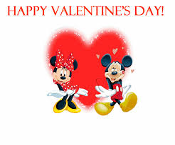 minnie mouse s day happy valentines day minnie and mickey mouse orlando espinosa