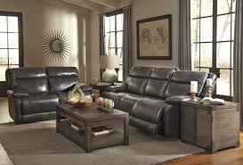 palladum metal u72601 2 pc power reclining living room set