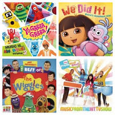 photo albums for kids kids mp3 albums 3 99 disney kidz bop wiggles and