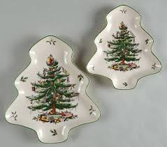 spode christmas tree green trim at replacements ltd page 1