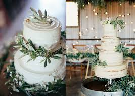 wedding cake greenery wedding trends 2017 greenery destinationweddingitaly