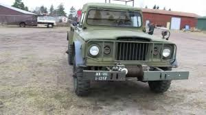 1967 jeep gladiator interior 1967 m715 kaiser jeep youtube