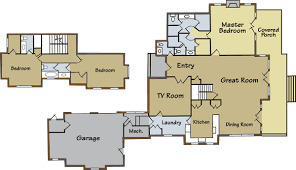 craftsman style house floor plans craftsman style house plan 2 absolutely ideas plans 2500 sq ft