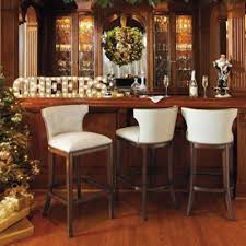 island kitchen stools marseille bar and counter stools from frontgate low back stools