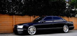 lexus jdm 1996 lexus ls 400 information and photos zombiedrive