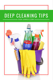tips for deep cleaning your house simply vicki