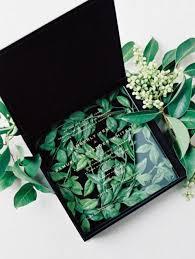 acrylic wedding invitations 2017 wedding trend 36 edgy acrylic stationary ideas weddingomania