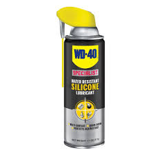 Garage Door Spray Lubricant by Wd 40 Specialist 11 Oz Specialist Silicone 300012 The Home Depot