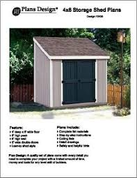 cheap lean to shed plans free find lean to shed plans free deals