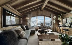 chalet designs glamorous chalet living room designs that wows
