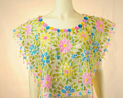 kimona dress la filipiniana usa by lafilipiniana on etsy