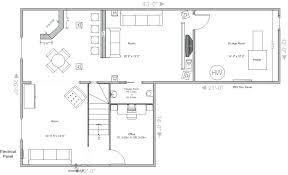 design a basement floor plan basement floor plan software design a basement floor plan