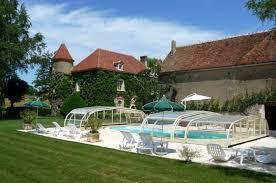 chambre d hote piscine bourgogne château de ribourdin maison d hôtes de charme en bourgogne