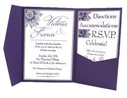 Pocket Wedding Invites Pocket Wedding Invitations By Northerly Design U0026 Printing