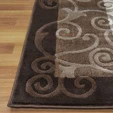Home Dynamix Rugs On Sale Home Dynamix Bazaar Gal 1196 Black Brown 7 Ft 10 In X 10 Ft 1
