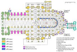 cathedral floor plan the buttresses and roof of chartres cathedral france zone at