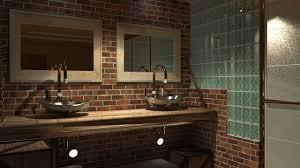 Diy Rustic Bathroom Vanity - diy rustic bathroom vanity sketchup model photoshop thea
