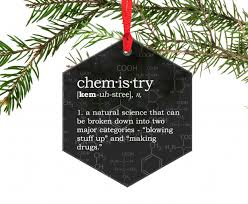 ornaments ornaments chemistry