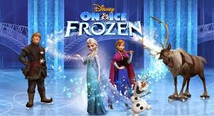 disney ice frozen coming bay area february 2016