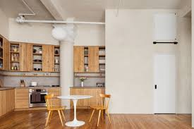 What Is The Space Above Kitchen Cabinets Called A Manhattan Apartment Renovation Unearths Historic Charms Curbed Ny