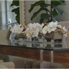 coffee table floral arrangements flower centerpieces you ll love wayfair