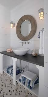 Vertical Bathroom Lights by Bathroom Boys Bathrooms Wooden Vertical Shelving In White