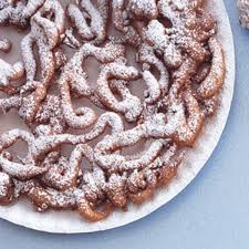 funnel cakes rachael ray every day