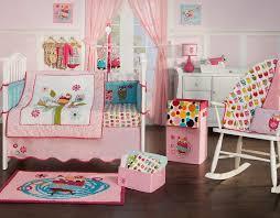 Zutano Crib Bedding Zutano Owls 4 Crib Set Is Owl Theme Bedding For Baby