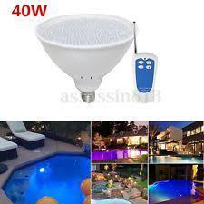 12v Led Pool Light Color Splash Pool Light 2g Led Bulb 12v Ebay