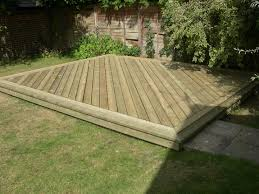 Garden Decking Ideas Uk Home Decking Ideas Sun Deck In Berden