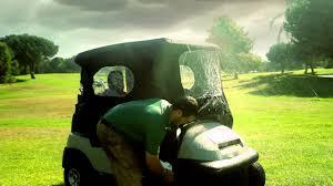 frogger golf cart poncho youtube