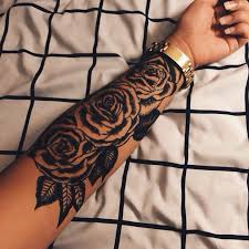 best 25 rose tattoo forearm ideas on pinterest rose meaning