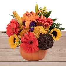 Floral Arrangement Cutest Pumpkin In The Patch Floral Arrangement