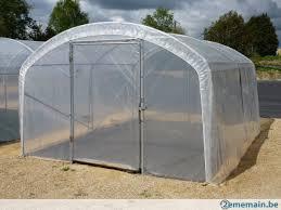 serre tunelle de jardin serre tunnel de jardin a vendre 2ememain be