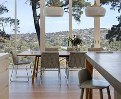 modern mid century family house design in newtown australia
