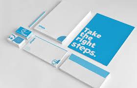 corporate identity design corporate identity design on behance