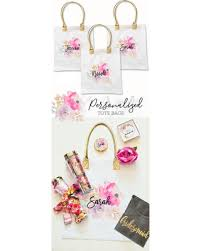 bridal party gift bags new shopping special flower girl gift bag bridesmaid tote bag