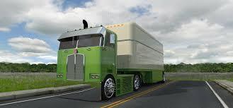 custom kenworth trucks custom kenworth cabover coe by ltla9000311 on deviantart