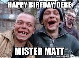 Redneck Meme Generator - happy birfday dere mister matt toothless rednecks meme generator