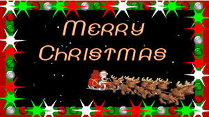 best merry animation wishes greetings